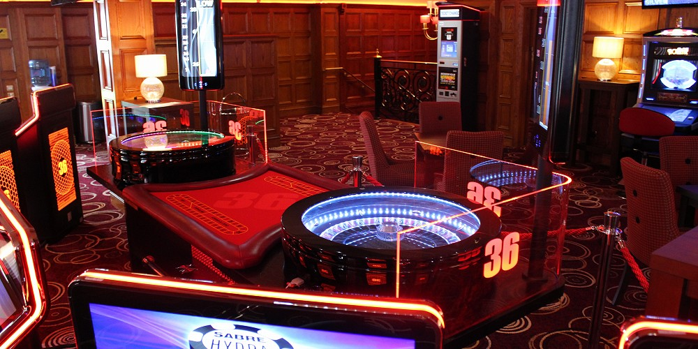 Want To Step Up Your Casino