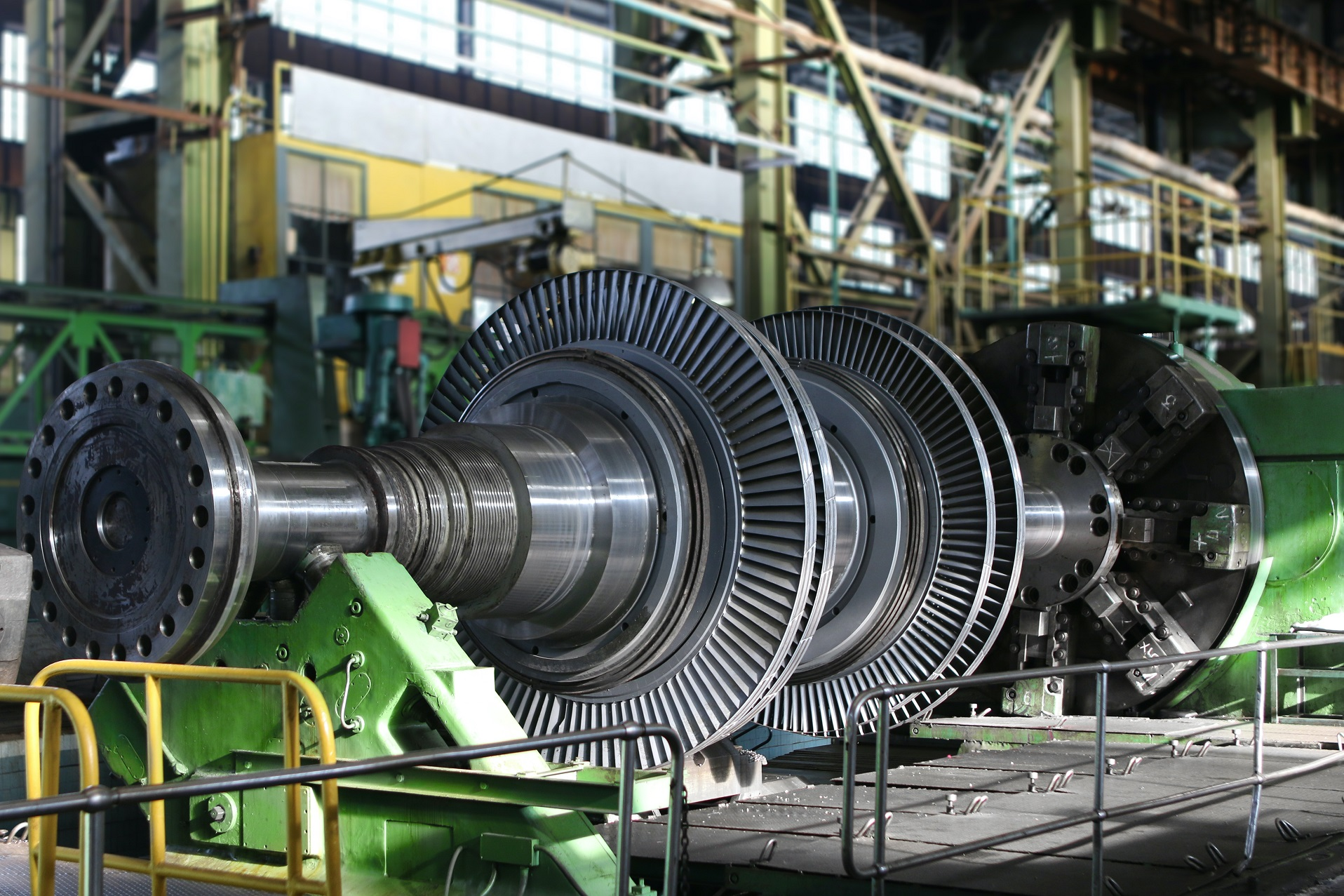 Specific Person Involved About Industrial Machinery & Equipment