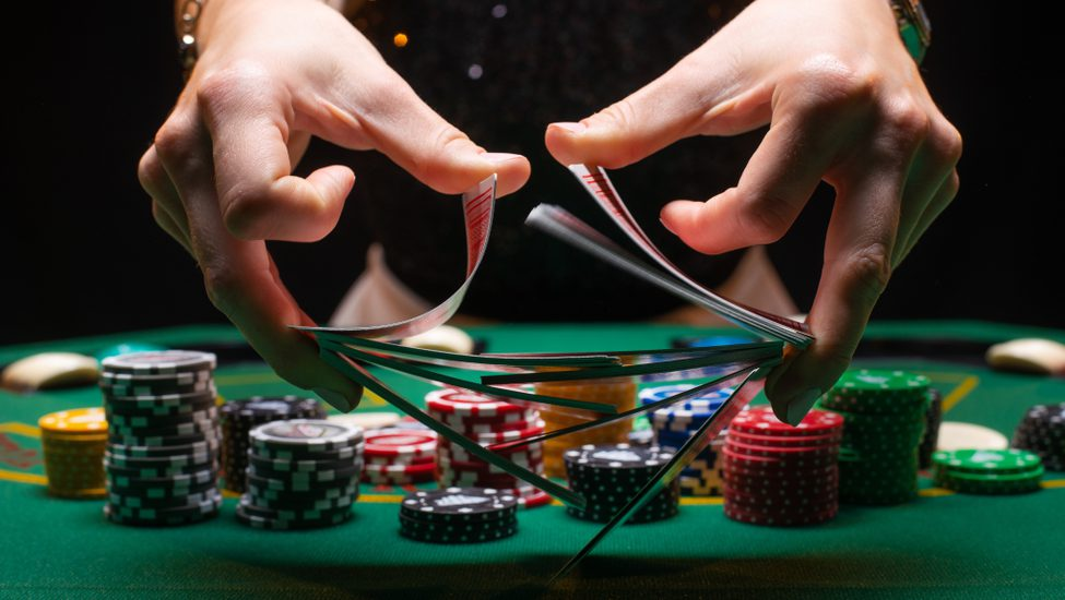 Ten Tips To Reinvent Your Gambling And Win