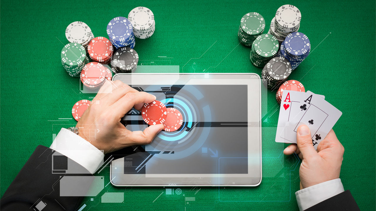 Find Out How To Be Completely Satisfied At Poker Online With Friends - Not!
